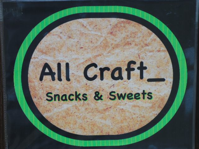 All Craft Snacks & Sweets