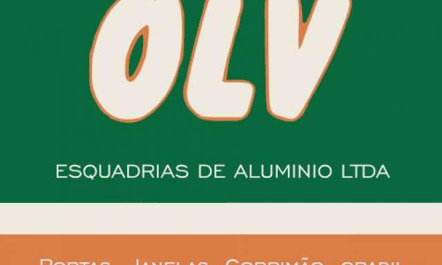 OLV Esquadrias de Alumínio