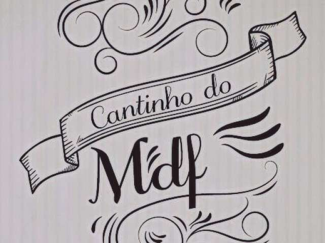 Cantinho do MDF