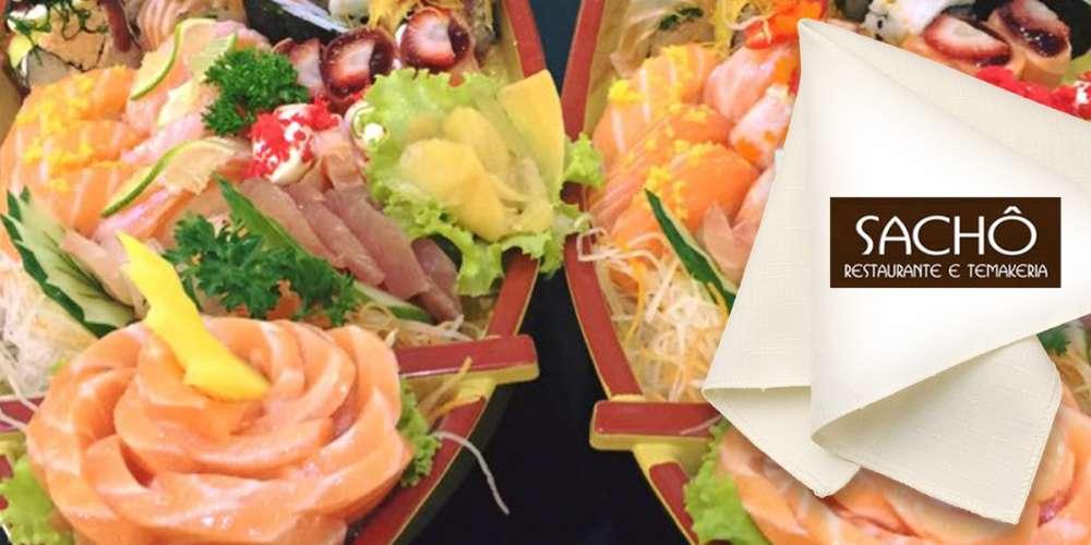 Sachô | Restaurante Japonês  e Temakeria