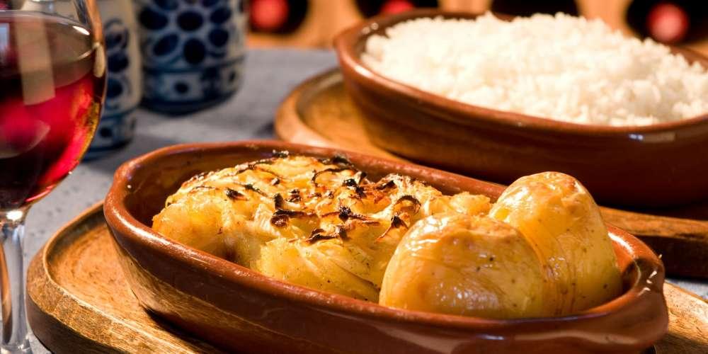 Boa Páscoa! – Bom motivo para almoçar na Cantareira!