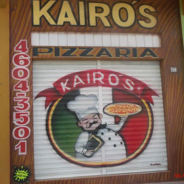 Kairós Pizzaria