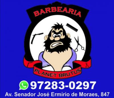 Barbearia Planet Brutus