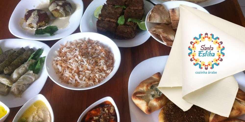 Santa Esfiha | Restaurante Árabe